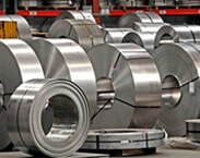 Stainless Steel Coils Warehouse