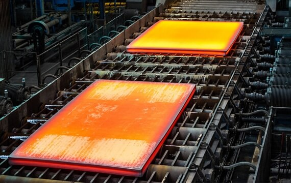 Manufacturing of Steel Plates