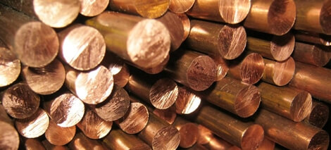 Copper Nickel 90/10 Round Bar