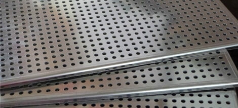 Stainless Steel 304/304L Perforated Sheets