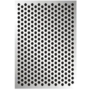 316/316L Stainless Steel Perforated Sheets