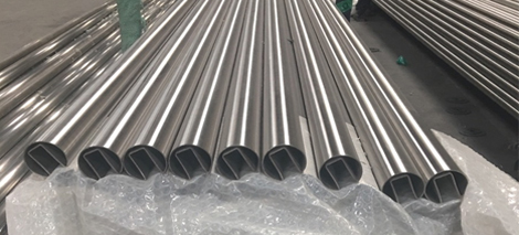 Stainless Steel 202 Slotted Pipes